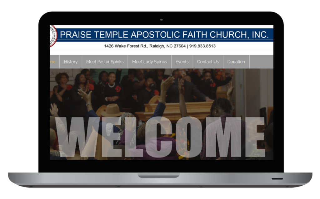 Praise Temple Apostolic Faith Church, Inc.