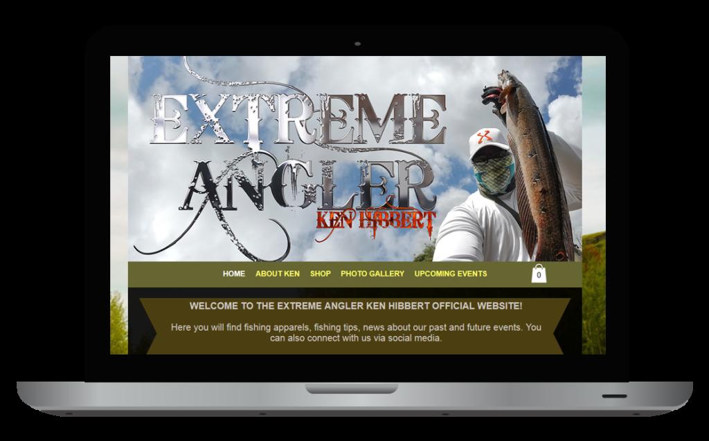 Extreme Angler Ken Hibbert